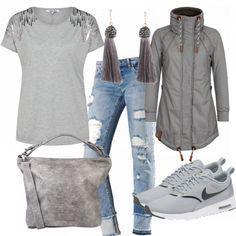 Freizeit Outfits: Nikes bei FrauenOutfits.de