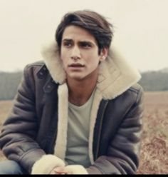 Luke Pasqualino- just because he's so handsome