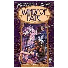 mercedes lackey books