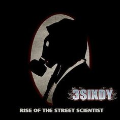 3sixdy - Rise Of The Street Scientist [CD New] [Hip-Hop Beats, Instrumentals] #Rap