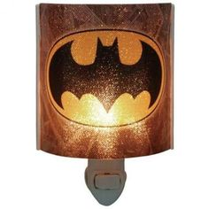 DC Comics 12010455 Batman Logo Acrylic Nightlight
