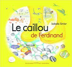 Amazon.fr - Le caillou de Ferdinand - Isabelle Simler - Livres