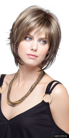 Short+Layered+Bob+Haircuts+Back+View | Short layered bob