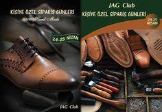 Jag Club Kişiye Özel Sipariş Günleri