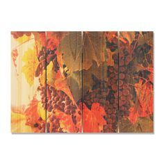 Select Vintage -22.5x16 Indoor/Outdoor Full Color Wall Art