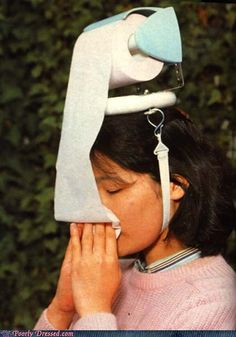 My wife has a cold. Solution?