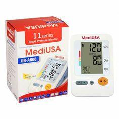MediUSA UB-A806 - Máy đo huyết áp bắp tay tự động