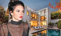 Kendall Jenner put down $2.5million deposit on new West Hollywood home