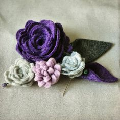 Who says beautiful flowers can't last forever? Felt Flowers, Accessories Shop, Phoenix, Beautiful Flowers, Brooch, Etsy Shop, Canning, Handmade, Instagram
