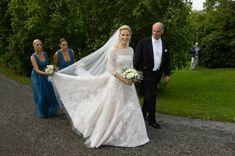 Vicky Andren y Gustaf Magnuson