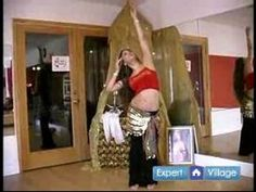 Beginner Belly Dancing Lessons : Warm Up Stretches for Belly Dancing