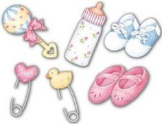 super Ideas for baby items clipart Clipart Baby, Baby Shawer, Baby Art, Precious Moments, Baby Annabell, Scrapbook Bebe, Baby Motiv, Baby Applique, Baby Girl Cards