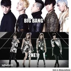 LIKE this pic if the first kpop song you heard was from BIGBANG or 2NE1 | allkpop Meme Center