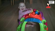 Fun with Fisher Price. See full video at www.mammietalks.nl