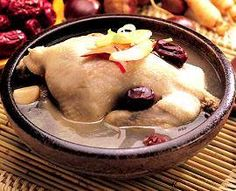 Chicken Soup With Ginseng https://www.facebook.com/photo.php?fbid=1390719151249144&set=a.1386438201677239.1073741828.100009332169434&type=1&theater