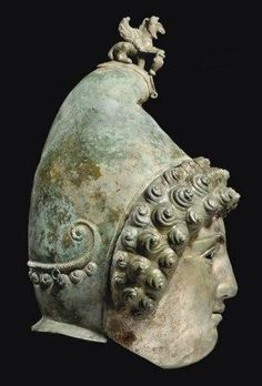 The Roman Crosby Garrett Helmet dates from the late 1st-2nd Century A.D. and is one of only three comparable examples ever to have been discovered in the United Kingdom complete with face-mask in the last 250 years.