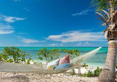 Perfect beach spot: Turks & Caicos