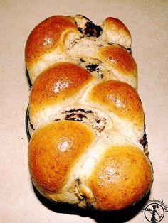 Inzulinbarát ostoros kalács! Food And Drink, Bread, Brot, Baking, Breads, Buns