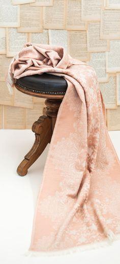 Elegant floral scarf. #scarf #elegant Szaleo.pl | Fashion & Accessories