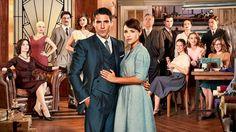 Netflix Velvet Spain TV series cast photo