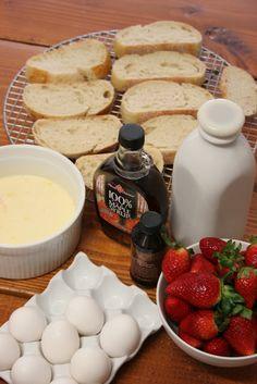 alton brown french toast