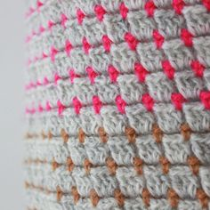 Hæklet Lampe // Crochet Lamp |