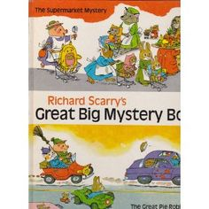 Richard Scarry's Great Big Mystery