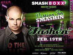 SMASHBOXX Ultra Club – TUESDAY Industry Affair – 02.19.2013