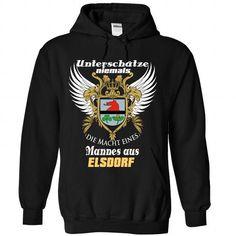 Elsdorf,Deutschland - #flannel shirt #sudaderas hoodie. BUY NOW => https://www.sunfrog.com/States/ElsdorfDeutschland-9160-Black-Hoodie.html?68278