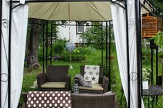 My Summer Lounge Green Gables, Outdoor Furniture, Outdoor Decor, Lounge, Summer, Home Decor, Airport Lounge, Drawing Rooms, Summer Time