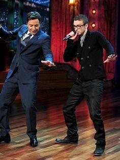 Jimmy Fallon + Justin Timberlake | History of Rap 1