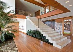Um Jardim Embaixo da Escada | Click Interiores