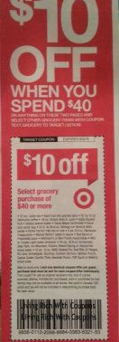 New Target Grocery Coupon - Save $10 + Deal Ideas! - http://www.livingrichwithcoupons.com/2013/07/new-target-grocery-coupon-save-10-deal-ideas.html