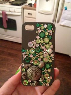 Homemade Turtle iPhone Case