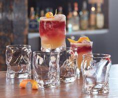 Banchisa Cocktail Tumblers