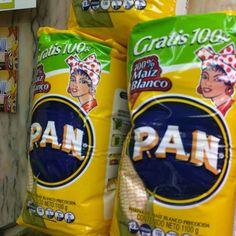 Esta en Madrid en el Mercado las Maravillas en cuatro caminos queso Sandoril puestos 73 y 74 .. Allí vas a encontrar la Harina Pan que es hecha en Colombia. No la Americana... a un precio espectacular y con una lapa  100grs de más.... Tienen de la amarilla también y de la de cachapa..... Si que vas de Revista Venezolana y te dará a probar queso jajaj. #venezolanoenmadrid  #venezolanosenmadrid #harinapan  #arepa