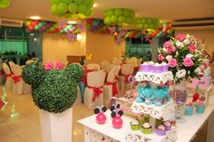 Minnie Bow-tique Party