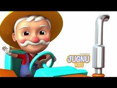 Old MacDonald Had a Farm | Jugnu Kids Rhymes | Nursery Rhymes for Kids