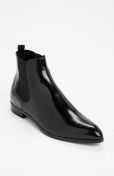 Prada Chelsea Boot available