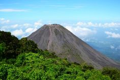 Hiking the Santa Ana Volcano in El Salvador Uganda Travel, Thailand Travel, Alberta Canada, Honduras, Bolivia, Jamaica, Santa Ana, Active Volcano, Travel Oklahoma