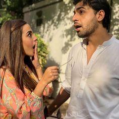What do you think is next for Arsal and Jiya👫 To know watch Suno Chanda🌙 at pm Pakistani Fashion Casual, Pakistani Outfits, Pakistani Dramas, Pakistani Actress, Cute Celebrities, Celebs, Pak Drama, Classy Couple, Iqra Aziz