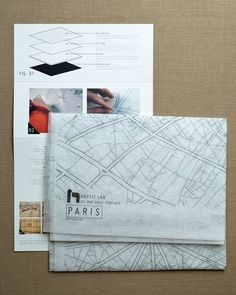 New! DIY Map Quilt Patterns from Haptic Lab | Purl Soho - Create