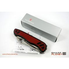 Victorinox Forester One Hand Swiss Army Pocket Knife, Blade, Hands, Metal, Pocket Knives, Swiss Army Knife, Metals, Llamas