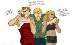 Arrow Family by queensarwa.deviantart.com on @deviantART