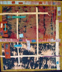 'epiphanies' art quilt Lorie McCown
