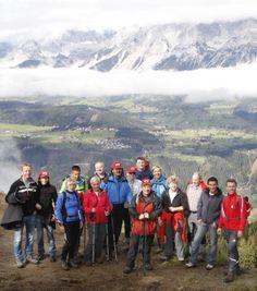 aQi & Hans Knauß Wanderung 2012