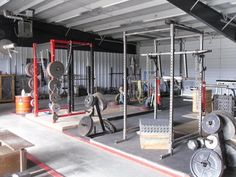 8 Extraordinary Home Powerlifting Gym Digital Photo Ideas