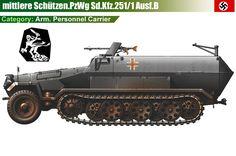 Sd.Kfz.251/1 Ausf.B