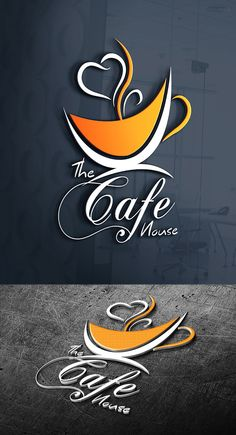 Perfect Business Logo Designs For Designers. Logo design is really tough job for graphic designers, and we are here to make your logo designing job a little Logo Café, Tea Logo, Coffee Shop Logo, Coffee Shop Design, Logo Branding, Logo Restaurant, Kreis Logo Design, Cake Logo Design, Design Blog