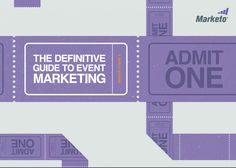 Definitive Guide to Marketing Events